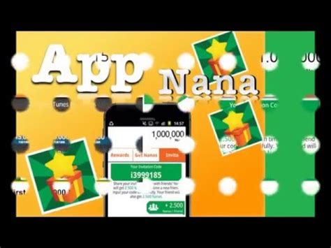 app nana hack tutorial app nana 1million nana s hack cheat code youtube