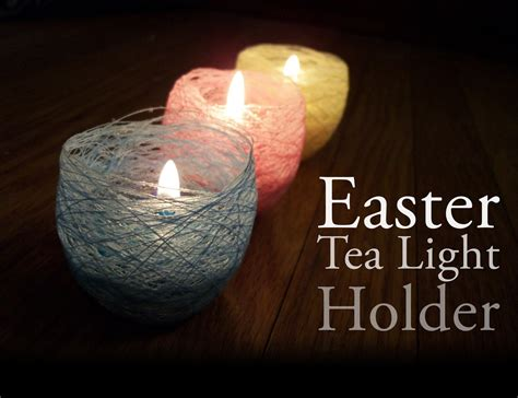 diy tea light holders 15 unique tealight candle projects