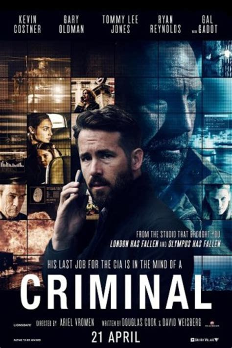 Film Action Criminal | watch criminal 2016 in singapore cinemas