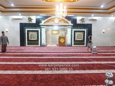 List Karpet Masjid portofolio karpet masjid