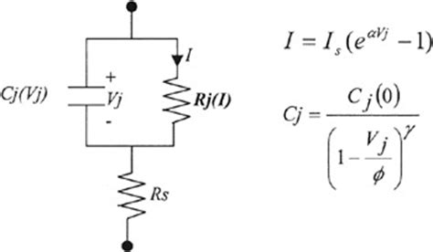 varactor diode as mixer simple voltage multiplier circuit diagram images frompo