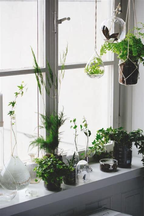 Fensterbank Deko Herbst Innen by Fensterbank Dekoration 57 Ideen Wie Sie Das Potenzial