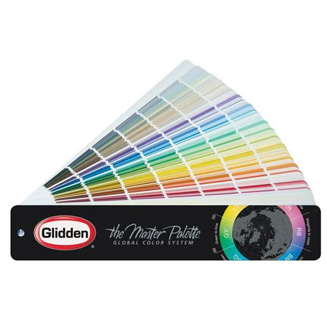 behr paint color fan glidden master fan deck ad60605 the home depot