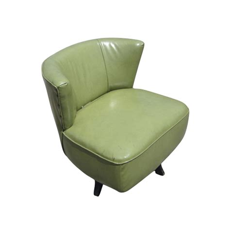 green slipper chair welcome to metro retro