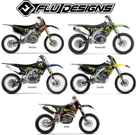 flu design graphics review flu designs 2012 2013 arma team graphic kit bto sports