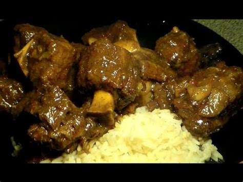 the best jamaican style oxtails recipe how to make