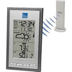 weather station for home la crosse wireless weather station ws 9077 new ebay