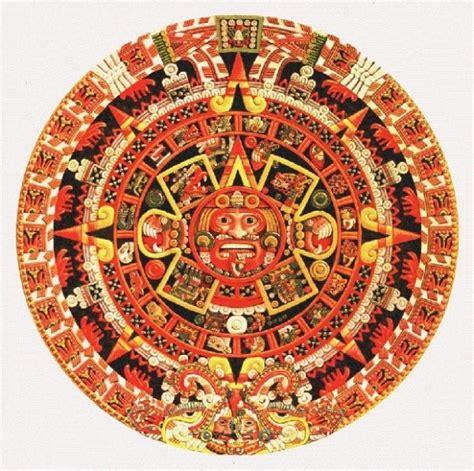 El Calendario Y Azteca El Calendario Azteca Revista Esfinge