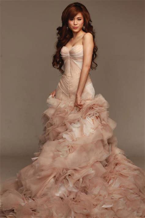 Wedding Attire Packages Philippines by Wedding Dress Designer Manila Philippines