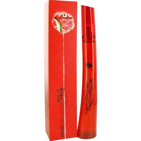 Parfum Original Wanita Kenzo Flower Tag kenzo flower tag perfume for by kenzo