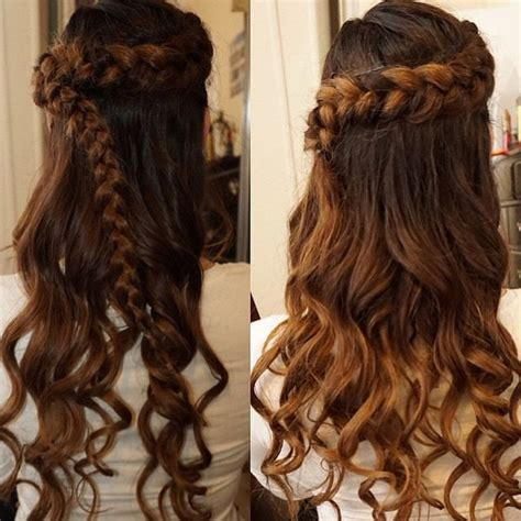 Cool Hairstyles For Braids by 100 Delightful Prom Hairstyles Ideas Haircuts Design