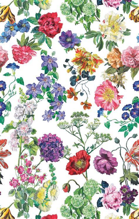 flower pattern dress fabric 925 best art floral patterns images on pinterest