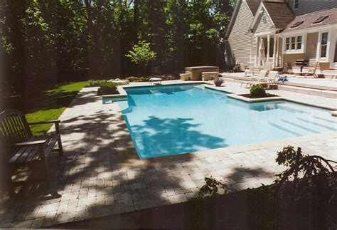 inground pool photos photos and ideas aquascapes home