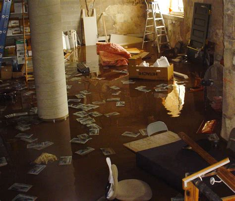 primary causes of basement flooding