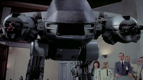 film robot machine ed 209 villains wiki fandom powered by wikia