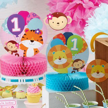 first birthday themes uk first birthday party supplies party delights