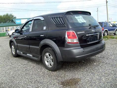 Kia 2005 Problems 2005 Kia Sorento Photos 2 5 Diesel Automatic For Sale