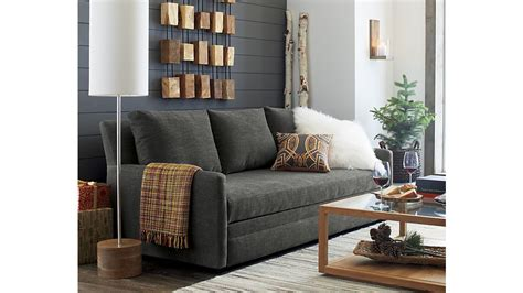 crate and barrel sleeper sofa reviews crate and barrel davis sleeper sofa reviews refil sofa