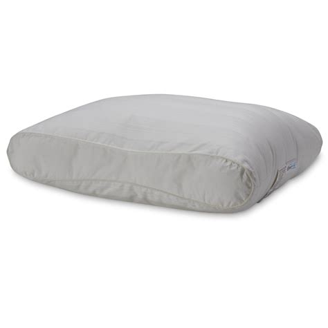 latex pillow bed bath and beyond beautyrest pillows bed bath and beyond 100 cushion tank