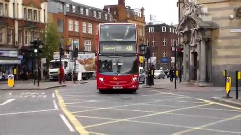 buses  camberwell green  youtube