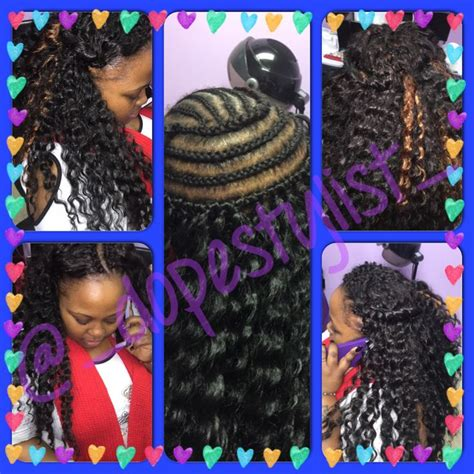 nice braid pattern via narahairbraiding http 113 best best crochet braid cornrow patterns images on