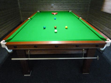 10ft karnehm and hillman snooker table from scotland to