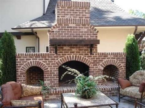 outdoor brick fireplaces memes