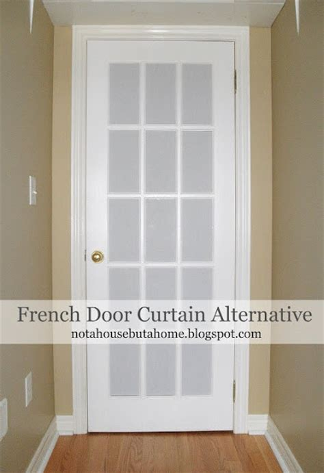 diy french door curtains not a house but a home tutorial diy french door curtain