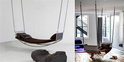 indoor swing bed trendlet reimagining the hammock core77