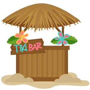 Beach Tiki Hut Tiki Bar Svg Scrapbook Cut File Cute Clipart Files For