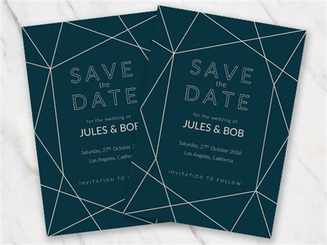 Save The Date Templates For Word 100 Free Download Save The Date Powerpoint Template Free