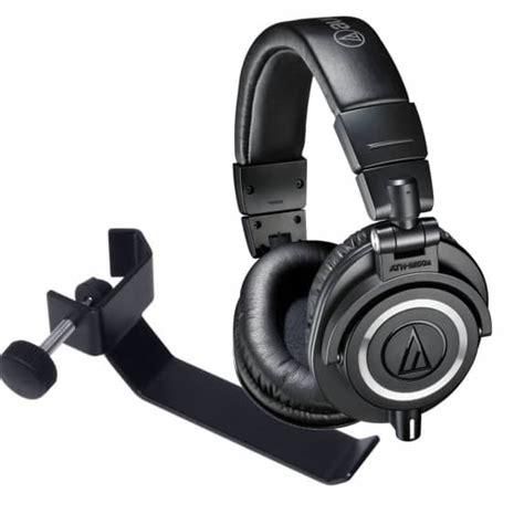 Sale Audio Technica Ath M50x Headphone Recording Black Color Fl audio technica ath m50x headphones headphone holder