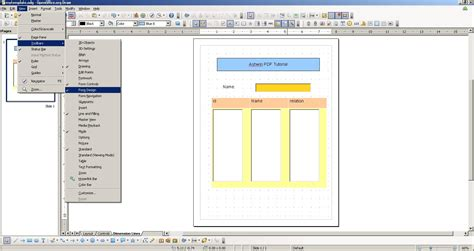 open office template pdf generation using templates and openoffice and itext in
