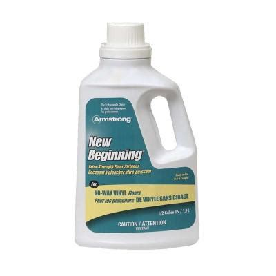 New Beginnings Floor Cleaner by Armstrong 64 Oz New Beginning Floor And Cleaner