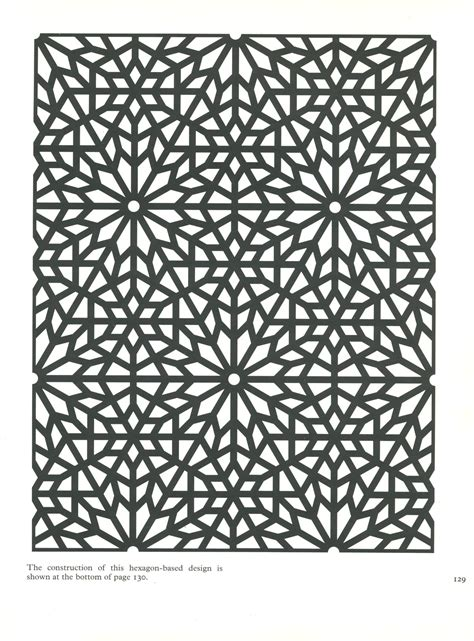 arab star pattern pattern in islamic art pia 129 home for two