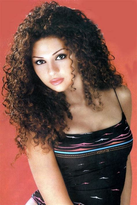Myriam Fare | picture of myriam fares