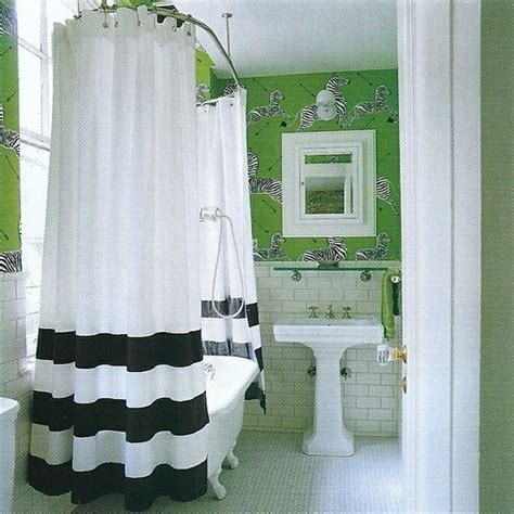 kate spade striped shower curtain kate spade shower curtain home pinterest