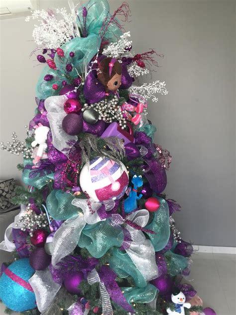 arbol de navidad infantil doctora juguetes decoracion de
