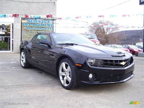 2010 camaro ss colors 2010 black chevrolet camaro ss coupe 25401096 gtcarlot