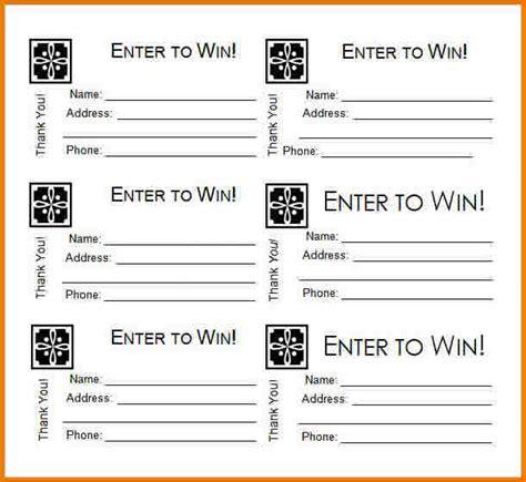 free printable raffle ticket template authorization free printable raffle ticket template authorization