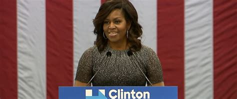 michelle obama phoenix michelle obama says trump s rigged election talk threatens