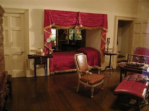 thomas jefferson bed thomas jefferson s bedroom featured an alcove bed which he