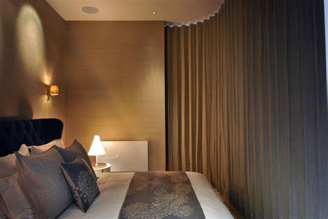 Garage Apartment Design bedroom curtain st pancras penthouse apartment in london