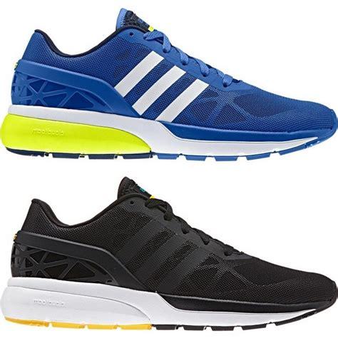 Sepatu Adidas Cloudfoam Ortholite Running adidas neo s cloudfoam flow fashion sneakers shoes runners new ebay