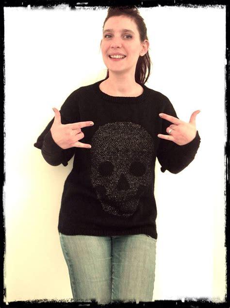 Modele Tricot Tete De Mort modele tricot pull tete de mort