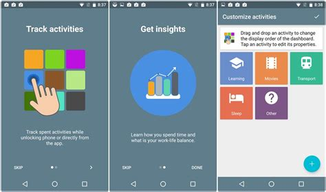 how to track an android how to track time spent on projects studies and other stuff the android soul