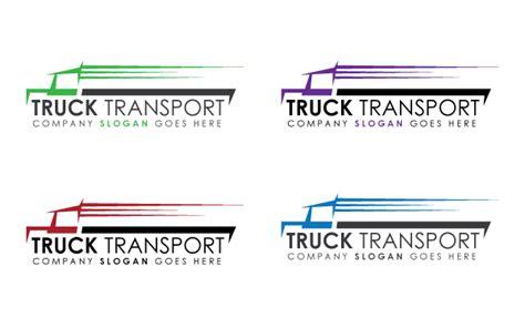 Truck Transport Logo Template By Kazierfan Wrapbootstrap Transport Logo Templates