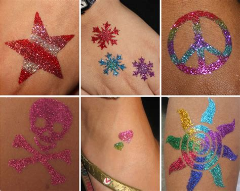 glitter tattoo designs glitter images designs