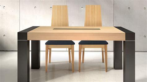 mesas de comedor modernas mesa de comedor vento muebles zhar