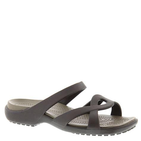 s crocs sandals crocs meleen twist s sandal ebay